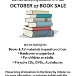 FOPL Now accepting used book Donations