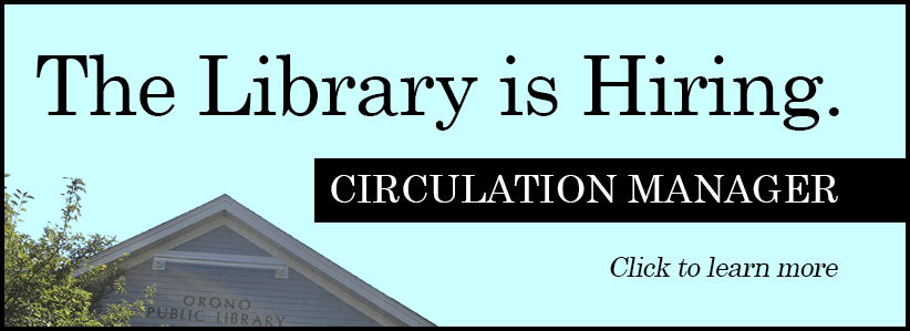 Click for Library Circulation Manager job post