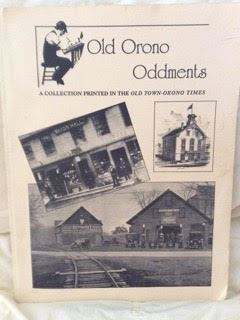 old orono oddments book cover