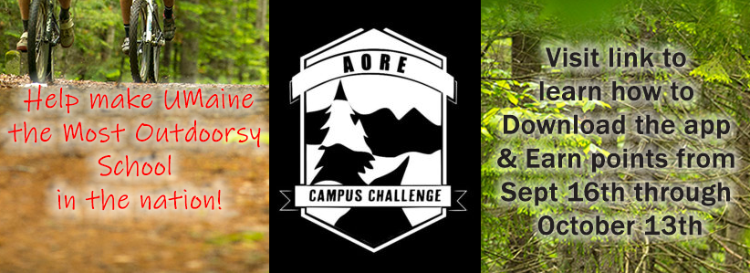 umaine-outdoor challenge info at link