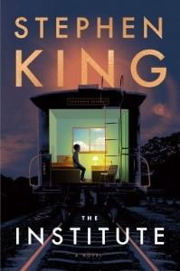 cover of the institute by stephen king