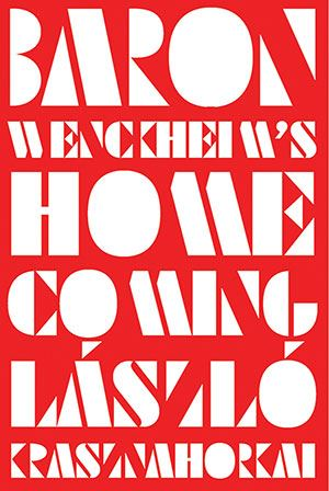 krasznahorkai homecoming book cover