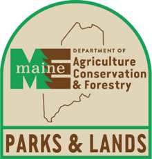 maine state parks logo