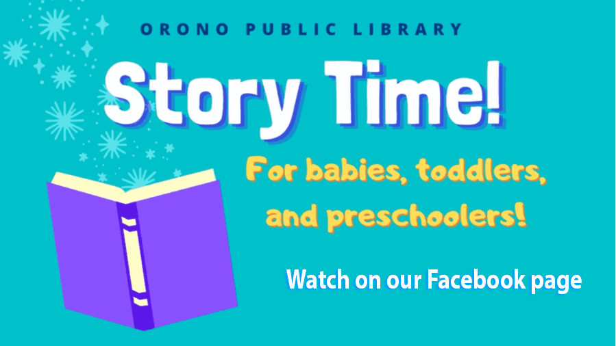 storytime thursdays at 11:00am