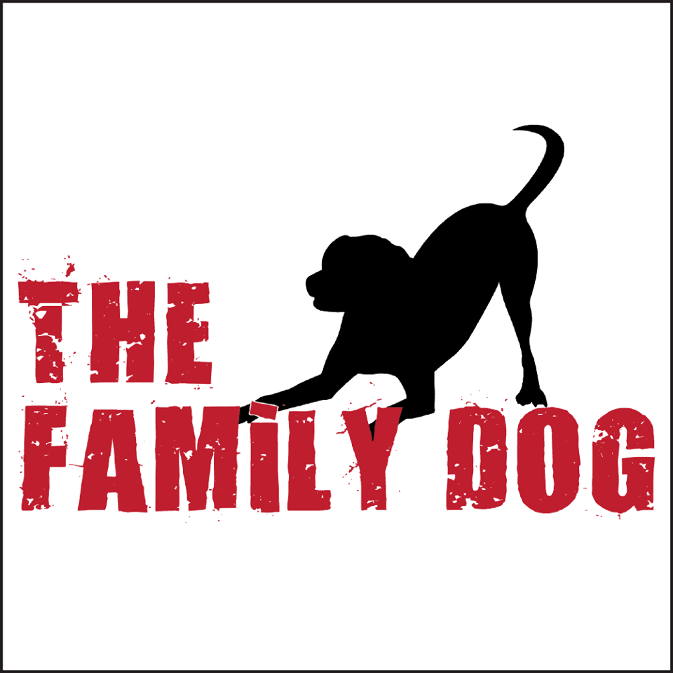 family dog logo Opens in new window