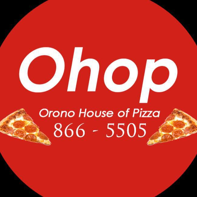 orono house of pizza logo Opens in new window