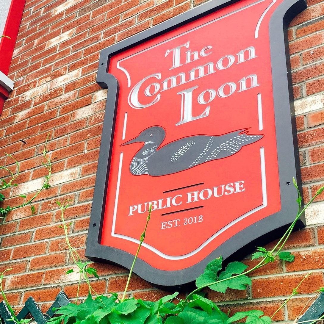 common loon public house orono maine